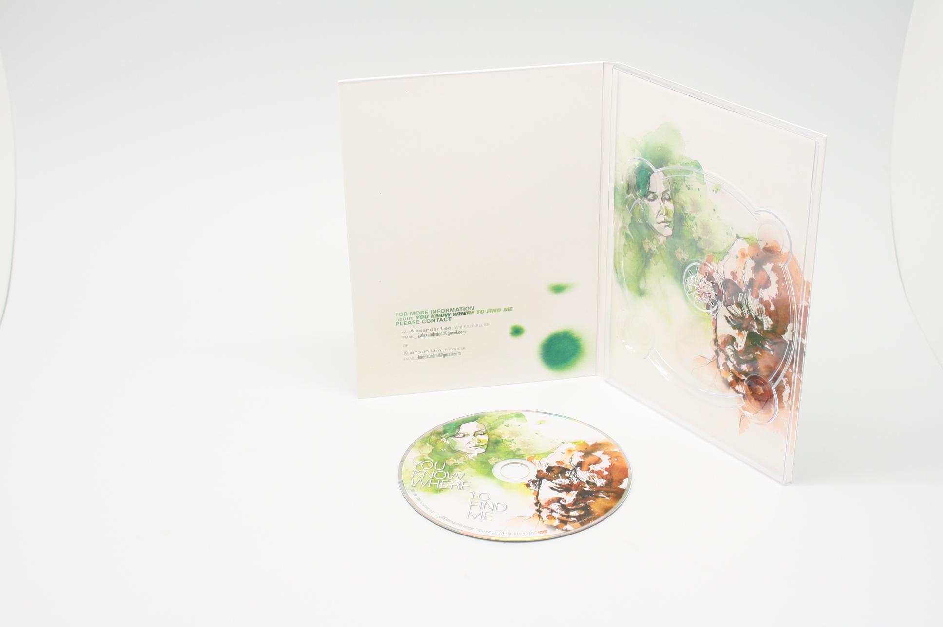 4P DVDデジパック