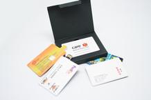 card shape usb packaging