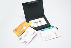card shape usb packaging