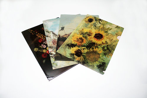 Customized Folder Set Printing