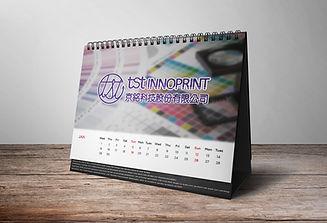 客製化桌月曆