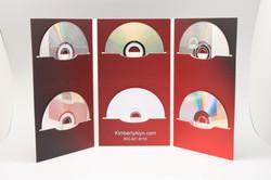 6P DVD紙ジャケット