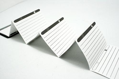 磁気ノートブック