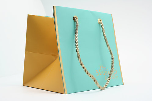 Custom Luxury Paper Bags