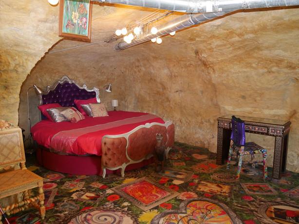 La chambre du Loft