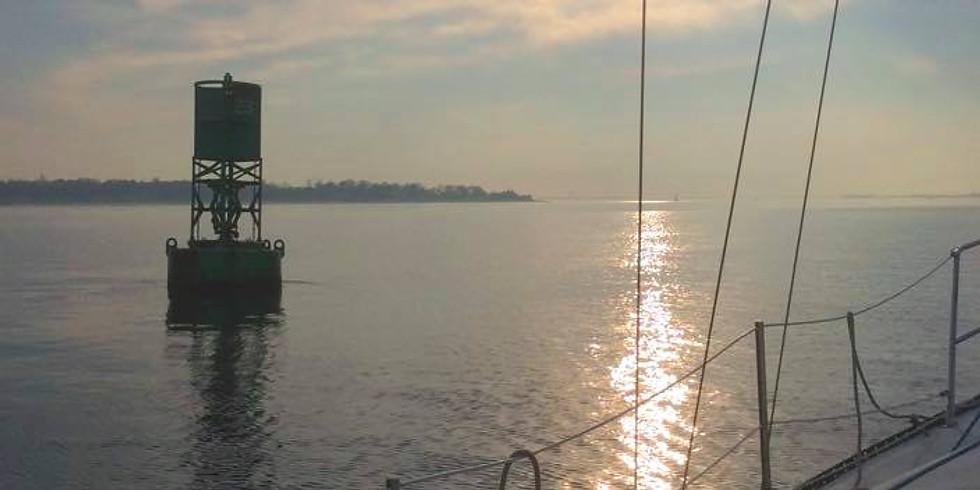 Hudson River Sail