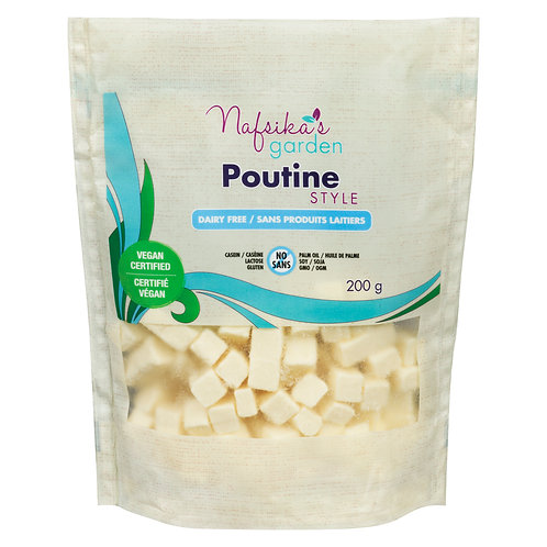 Poutine Style Curds