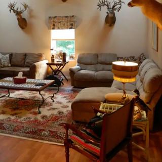 The Drake Barn Livingroom