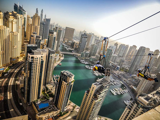 10 Best Thrilling Adventures Things to do in Dubai