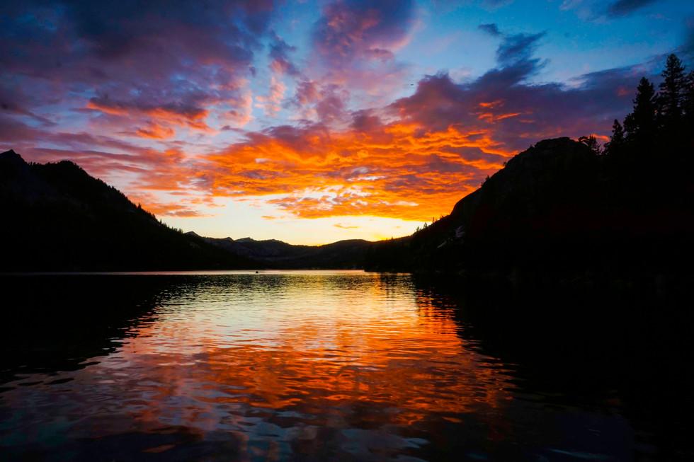 An Echo Sunset