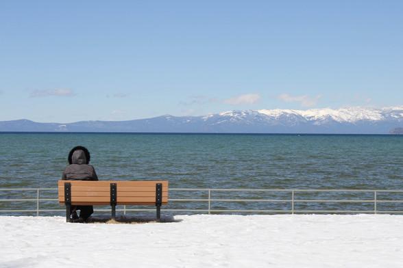 Reagan Beach, South Lake Tahoe