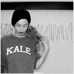 Beyoncé with 'Endings'