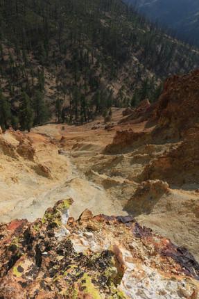 Yellowstone of the High Sierra