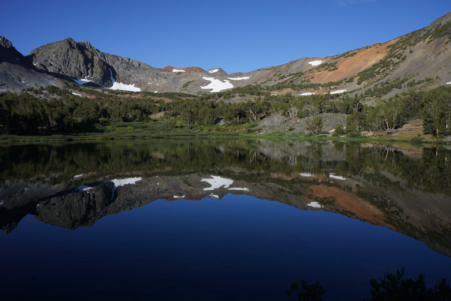 Virginia Lakes-Frog Lakes (southern),Hoover Wilderness