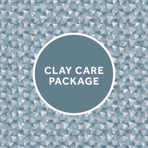 Clay Care Package