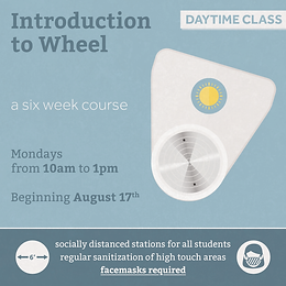Introduction to Wheel (Mon - 10am)