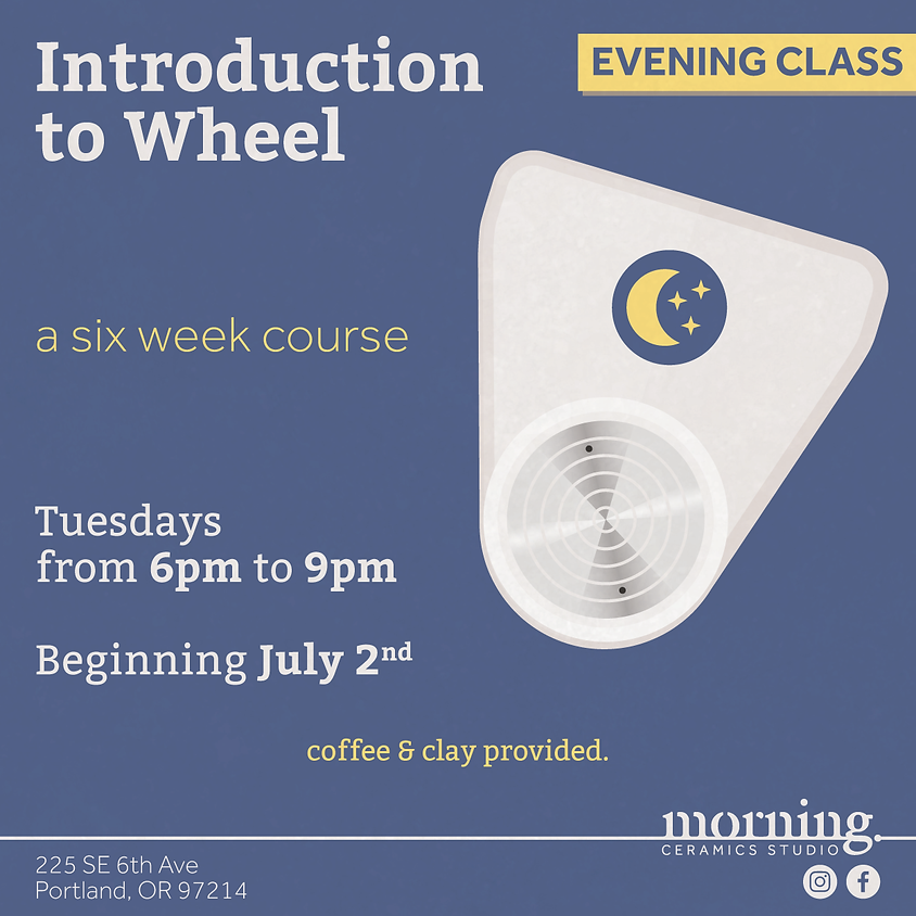 Introduction to Wheel (Tue - 6pm)