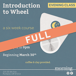 [FULL] Introduction to Wheel (Mon - 6pm)