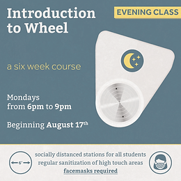 Introduction to Wheel (Mon - 6pm)