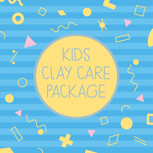 Kids Clay Care Package