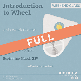 [FULL] Introduction to Wheel (Sat - 10am)