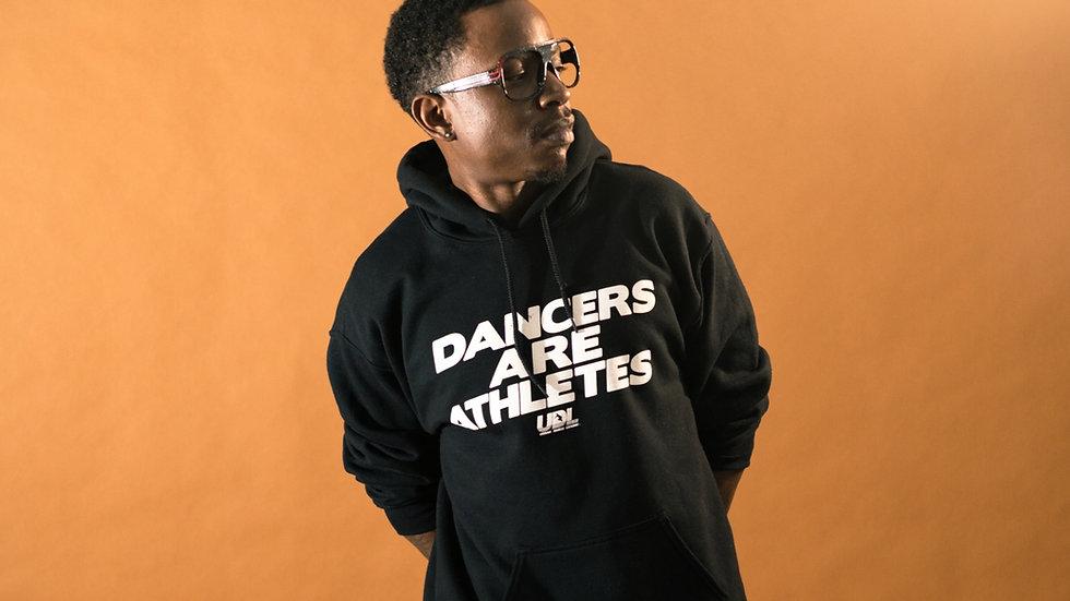Dancers Are Athletes Hoodie