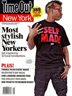 TIMEOUT NYC COVER