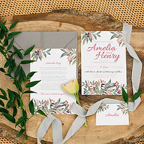 Wedding Invitations and Stationery Frome Somerset
