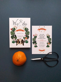 Personalised Invites