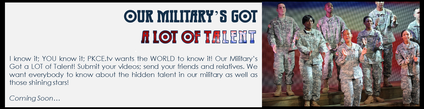 Our Military's Got A Lot of Talent