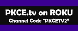 pkce.tv on roku
