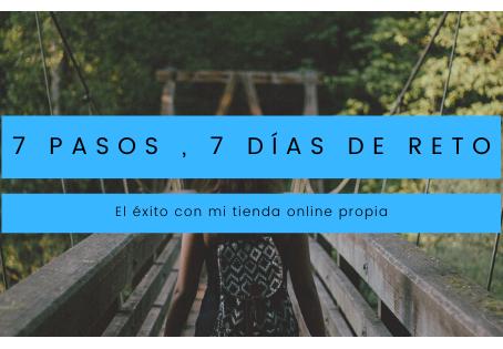 7 pasos hacia el éxito con mi tienda online propia 😱
