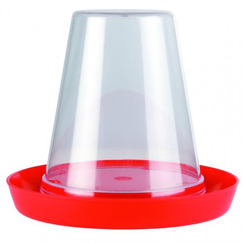Kuikendrinkbak Plastic Rood 0,6 L