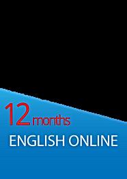 anglais en ligne 12 mois