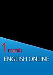 anglais en ligne 1 mois