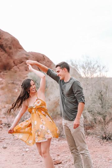 cute az couple photo