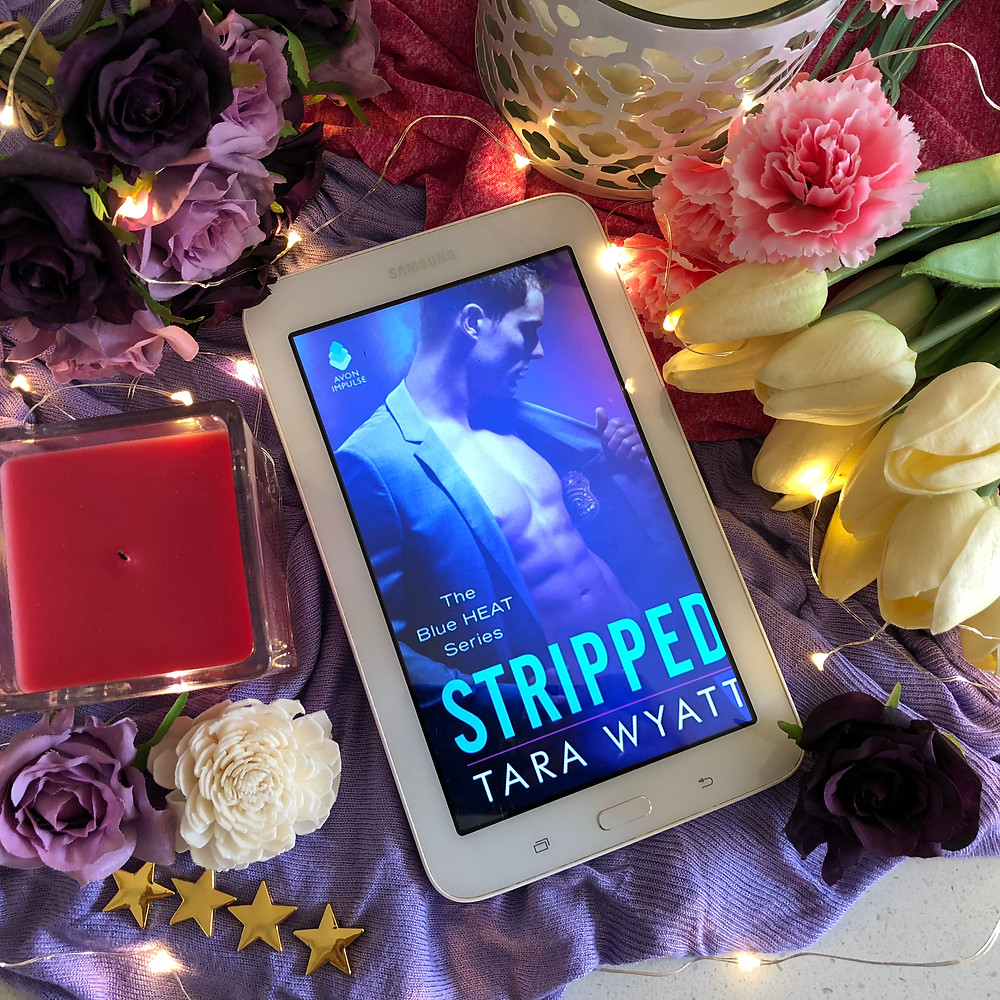 Stripped by Tara Wyatt cover