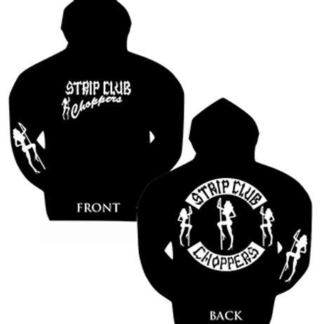 SCC Classic Logo Pullover Hoodie