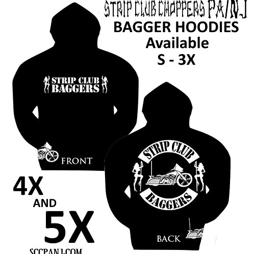 Strip Club Baggers SCB Pull Over Hoodie