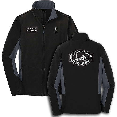 Men's SCB Classic Logo Jacket