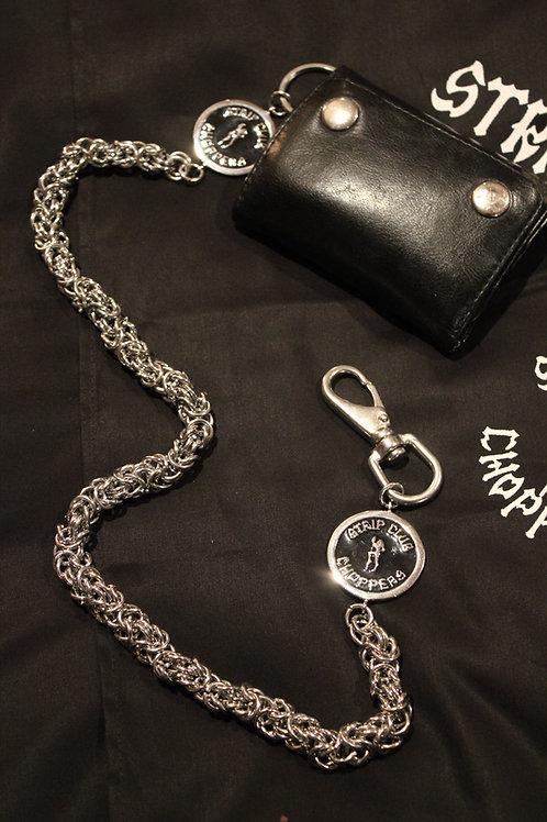 SCC Byzantine Style Wallet Chain