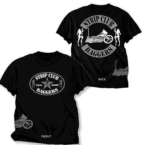 Men's SCB A-Tee Shirt-Bagger Side