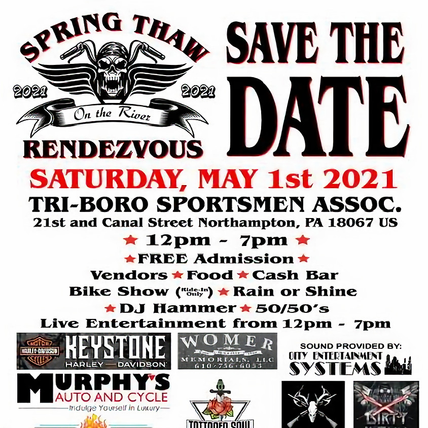 Spring Thaw Rendezvous 2021