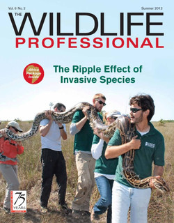 Wildlife Professional Cover