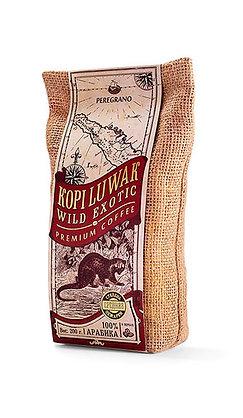 Кофе Копи Лювак, в зернах, средняя обжарка, упаковка 200 г