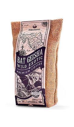 Кофе Бэт Гейша, в зернах, средняя обжарка, упаковка 200 г