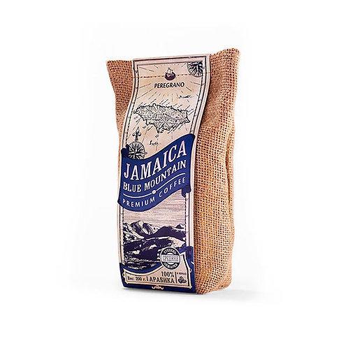 Кофе Ямайка Блю Маунтин, в зернах, средняя обжарка, упаковка 200 г