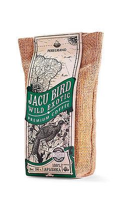 Кофе Жаку Берд, в зернах, средняя обжарка, упаковка 200 г