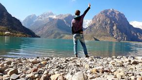 Я сердце оставил в Фанских горах (Таджикистан, озеро Искандеркуль)