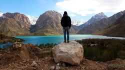 Озеро Искандеркул, Таджикистан